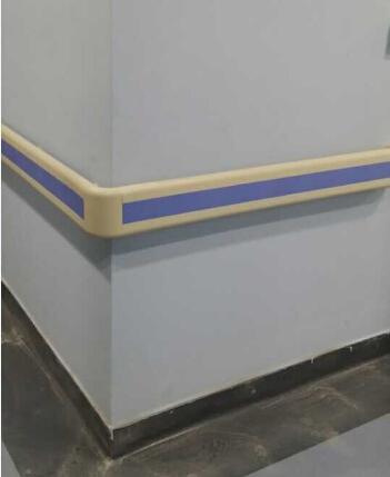 c走廊扶手医院效果图