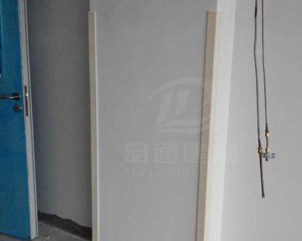 【安徽】合肥肥西县人民医院pvc护墙角,品通为您解决样品和色卡及安装问题
