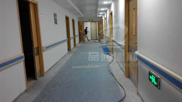 【湖北省】恩施市扰抚医院防撞扶手,品通质量有保证