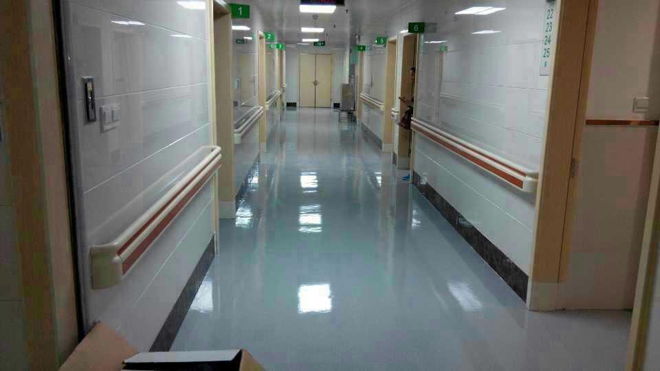【PT-159】PVC走廊扶手的新合作客户-福建泉州
