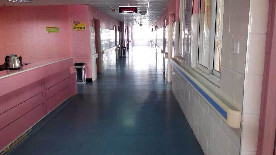 蓝品盾PVC防撞扶手在福建安装过哪些项目?
