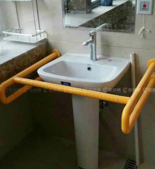 【尼龙材质】的卫浴扶手,上海客户选购
