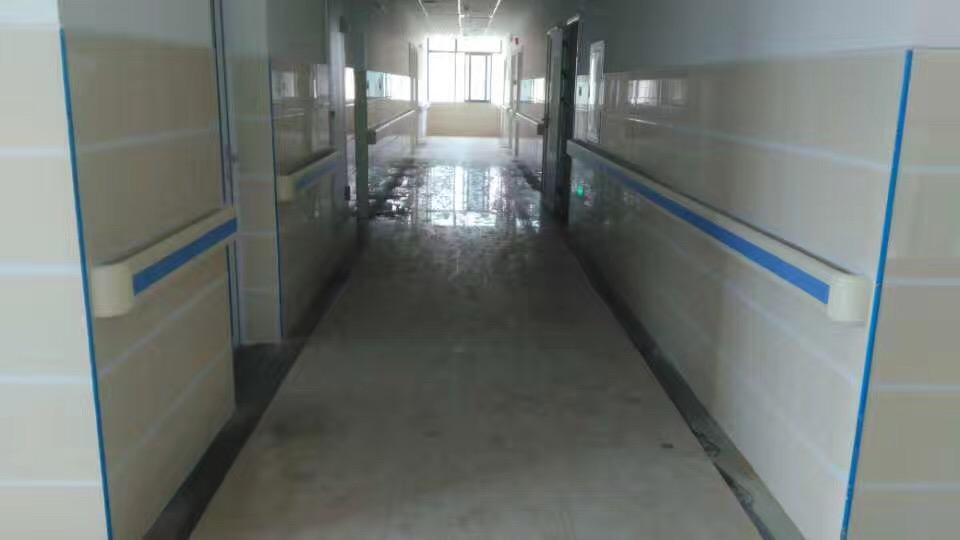 【包工包料】长沙走廊扶手案例
