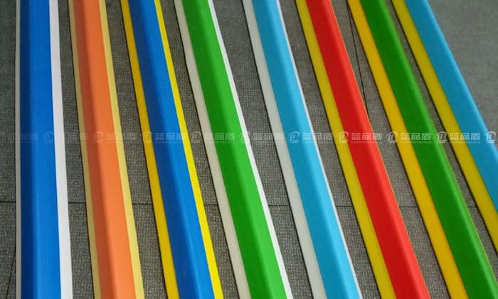 【广西】橡胶材质护角定做三种颜色