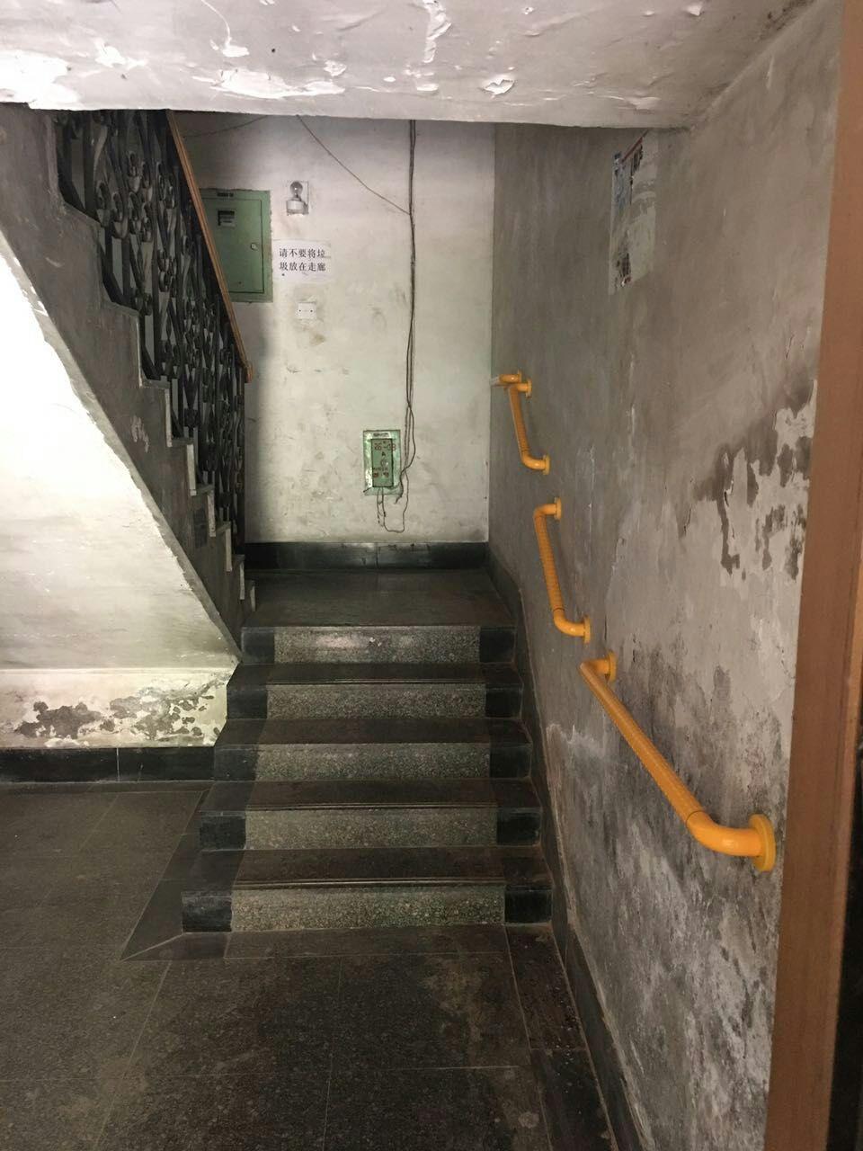【北京】客户家里安装选购无障碍扶手