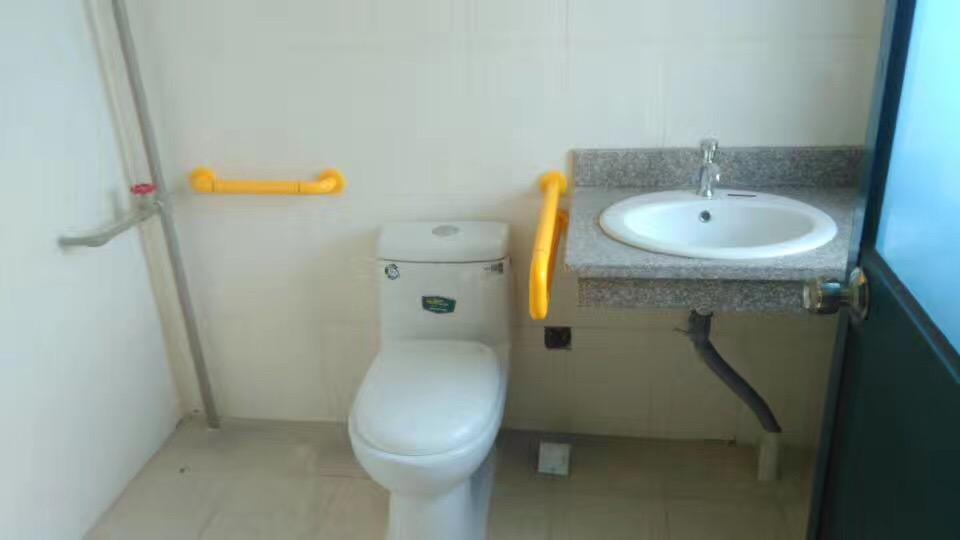 【安徽】瑯琊山深秀湖公厕改造工程--安装无障碍扶手