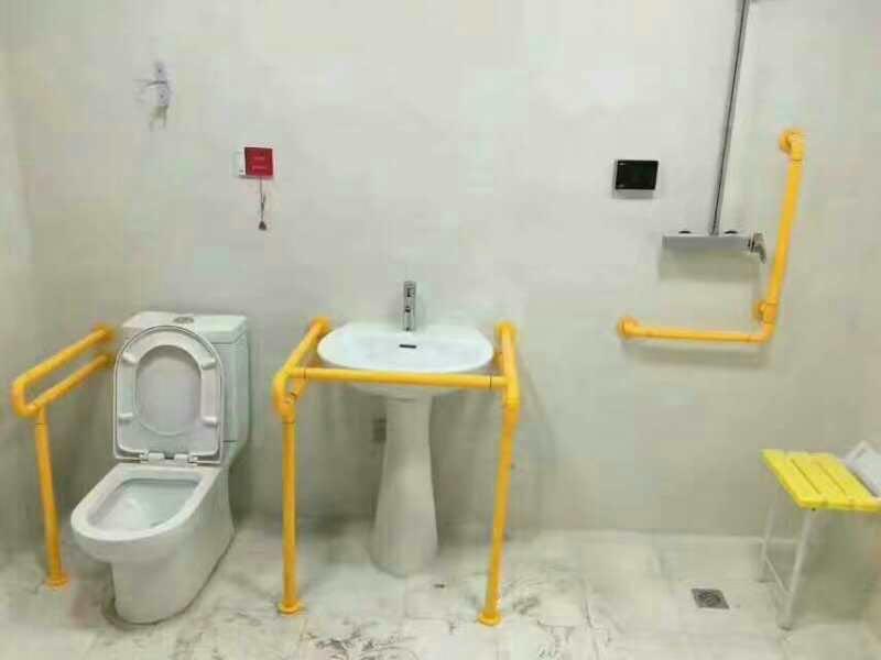 【云南】卫生间扶手客户的第一次合作到发展成老客户