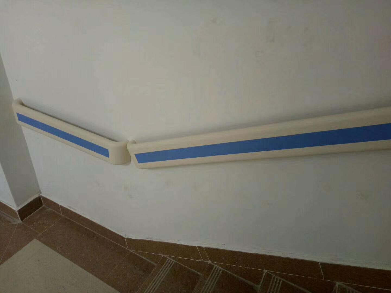【山西】临汾市浮山县人民医院安装了几百米的PVC扶手