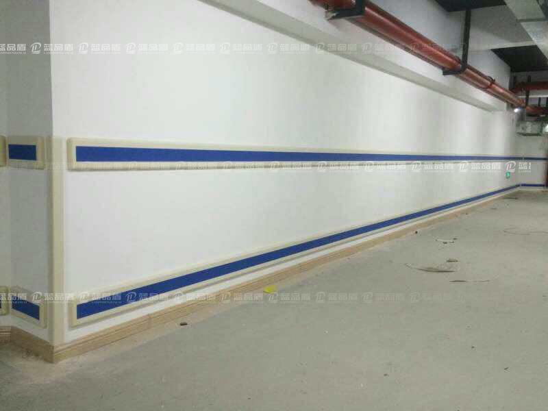 【PVC防撞护墙板】江苏客户都会选择来蓝品盾选购