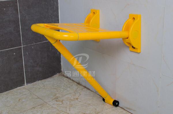 【四川】见证客户之--上翻折叠浴椅选购