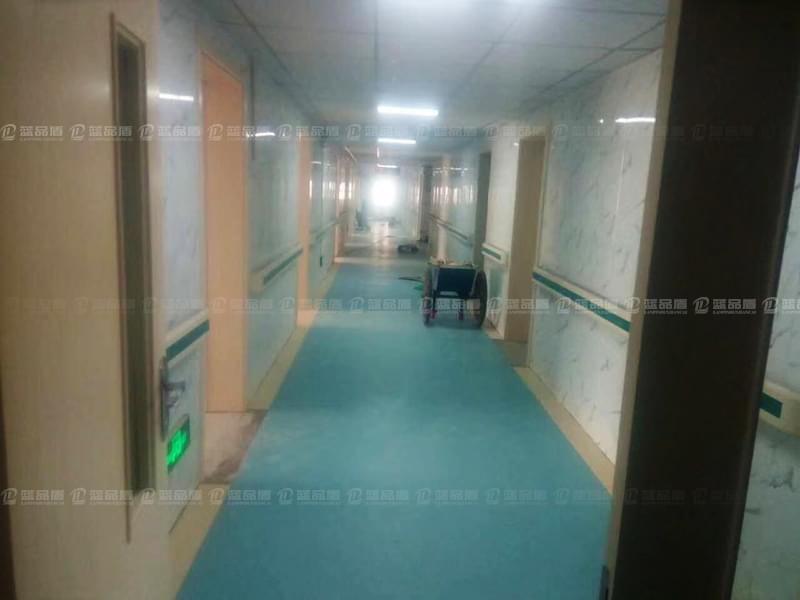 【河南省】灵宝市第二人民医院医院实例展现走廊扶手哪一家好?