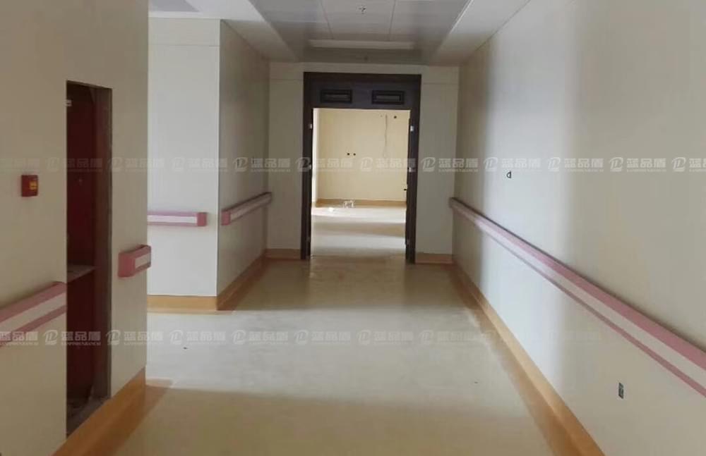 【河北】秦皇岛北戴河区281医院里的PVC扶手很温馨、漂亮!