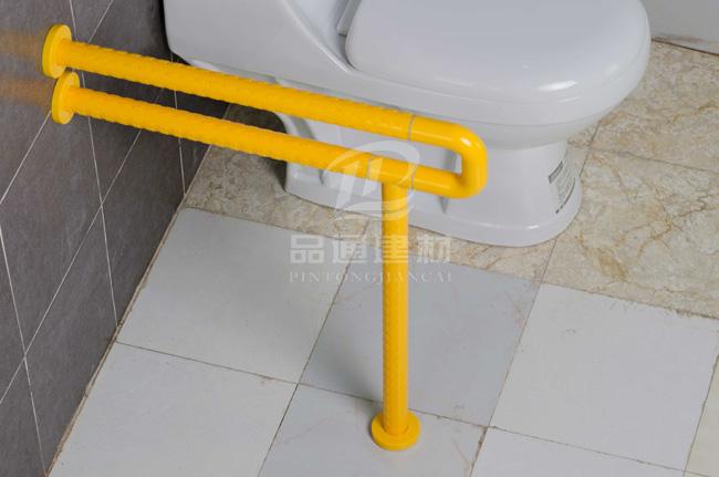 【上海】无障碍卫生间里的扶手选购