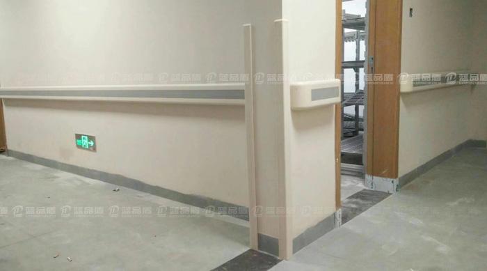 【厦门】佳逸酒店PVC防撞扶手和护角搭配使用