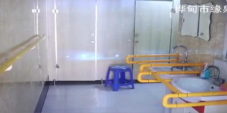 【吉林省】桦甸市缘泉养老院里的无障碍设施产品配套齐全