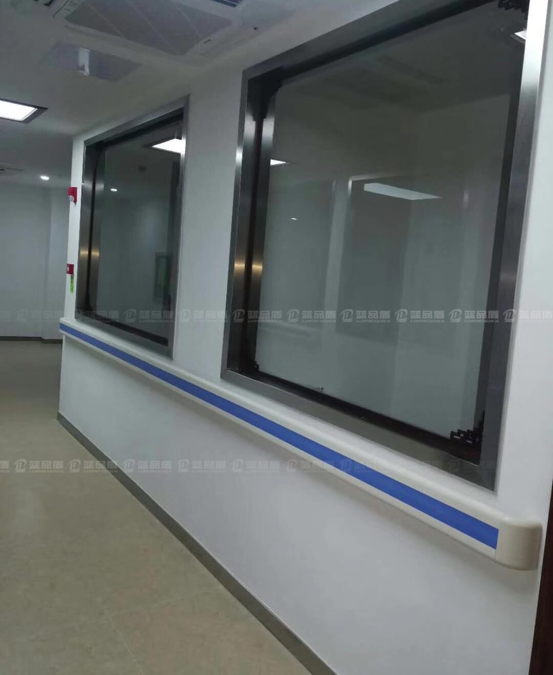 蓝品盾140款PVC扶手又添一新的案例-深圳诺德齿科