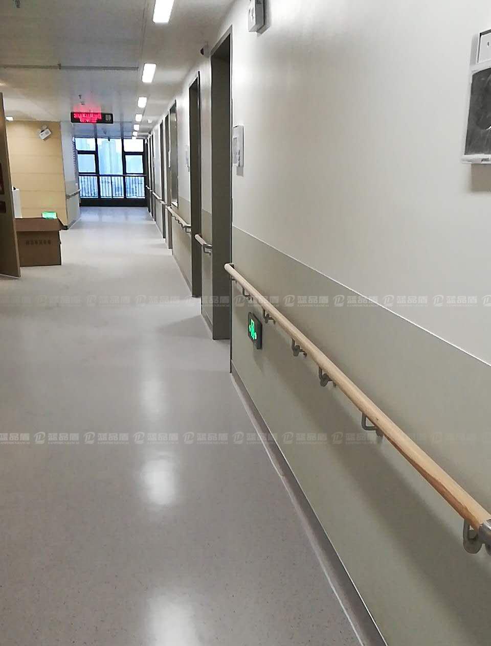 柳州市谭中路人民医院防撞扶手、卫生间扶手现场图