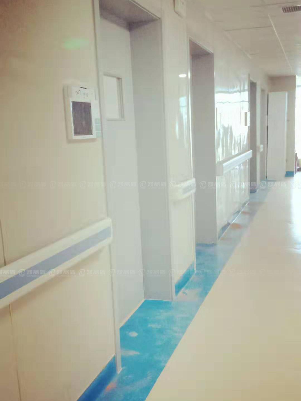 【河北省】廊坊市永清县人民医院里的防撞扶手安装的是这一款