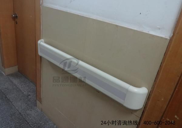 【山西】晋中市第一人民医院PVC走道扶手,厂家直销的价格实惠