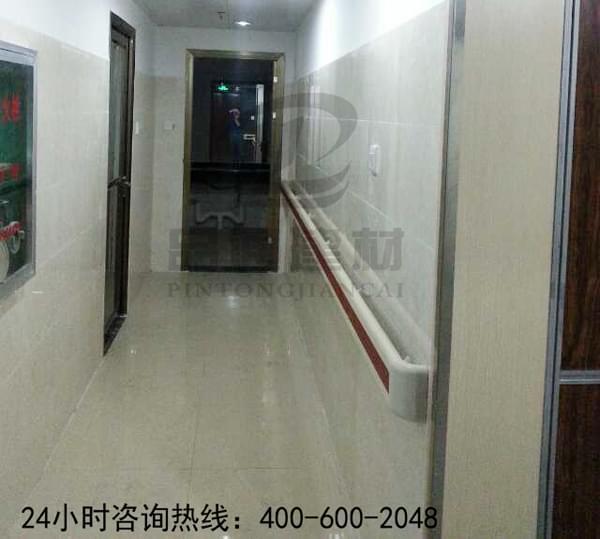 【山西】太原pvc走廊扶手,蓝品盾报以200%努力与诚信经营