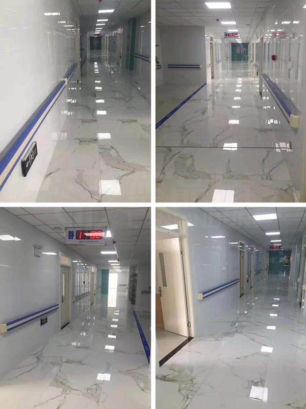 新疆巴州祺康心身康复医院案例/感谢客户对我们的信任【蓝品盾】
