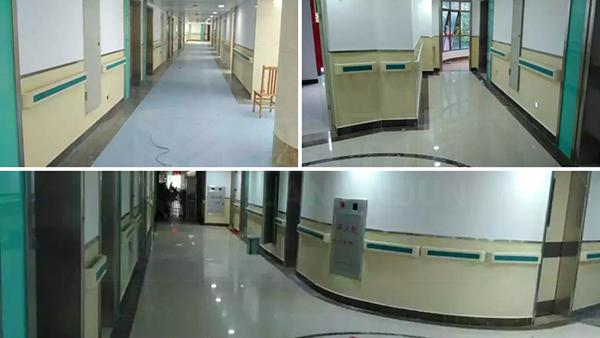 广东省江门市第二人民医院案例【蓝品盾】