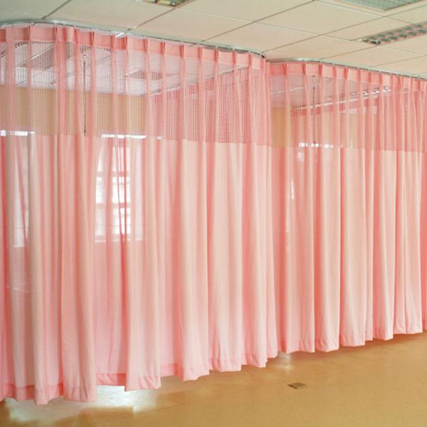 医院用的隔帘有多少功能?【蓝品盾】