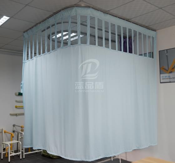 PT-GL-02医用病房防阻燃镂空隔帘