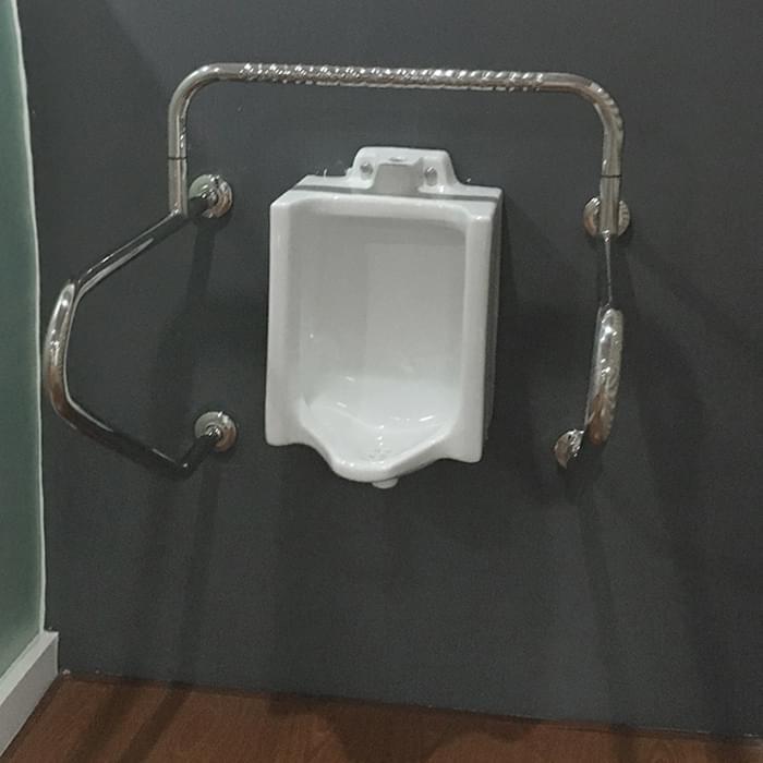 小便器扶手